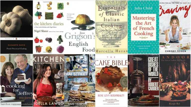 12 Best Cookbooks Will Be In 10 Years