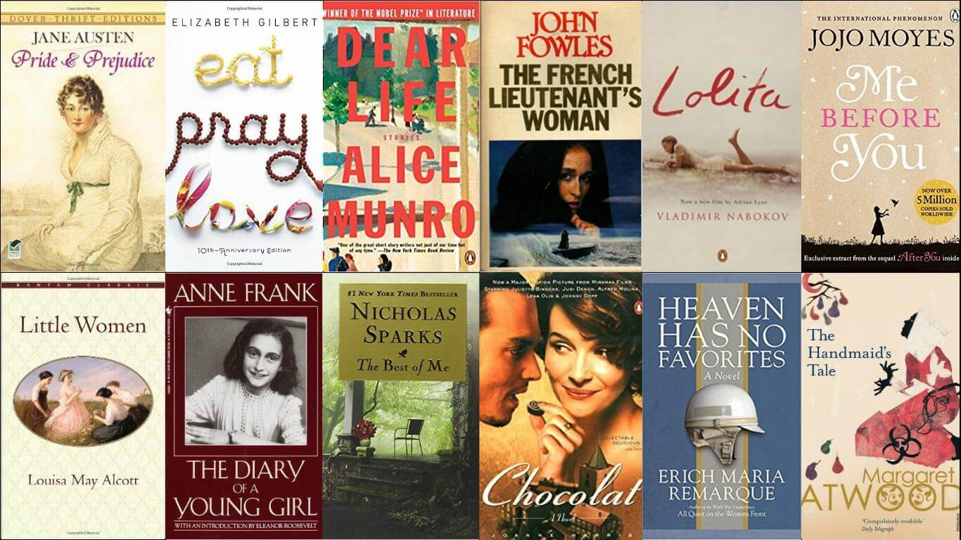 The 12 Novels Every Woman Should Read Before Turning 30