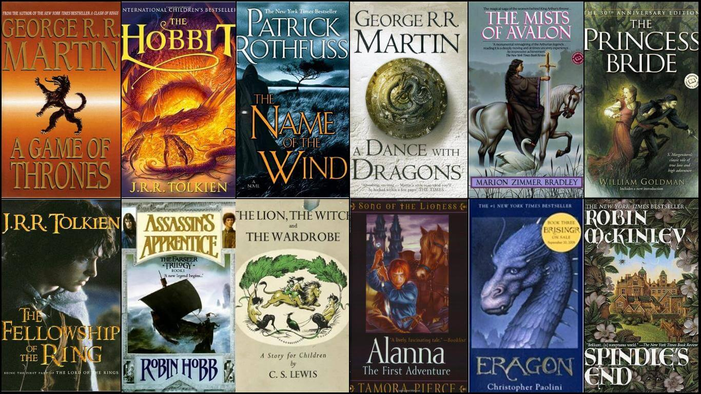 The Best Medieval Fantasy Books