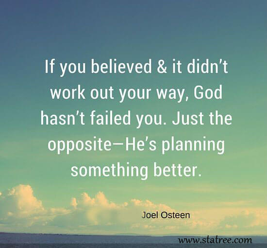 37 Inspirational Joel Osteen Questes That Will Change Your Life